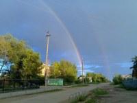 Центр с. Кизильское