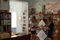 Библиотека п. Измайловский
