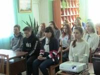 12 марта в Кизильской районной библиотеке состоялся литературный вечер, посвященный 150-летию со дня рождения писателя М. Горького