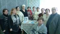 19 марта в Сыртинской библиотеке состоялось мероприятие, посвященное Всемирному дню поэзии