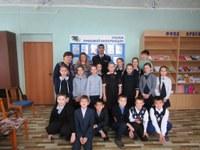 В Кизильской районной библиотеке продолжается Неделя правовых знаний, посвящённая Всероссийскому дню правовой помощи детям и Всемирному дню защиты прав ребенка