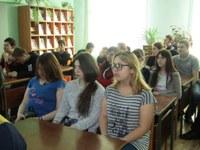 В Кизильской районной библиотеке в рамках Всероссийской декады молодого избирателя состоялось мероприятие «Выбор молодежи – будущее страны»