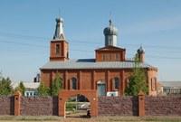Храм во имя св. Симеона Богоприимца и пророчицы Анны