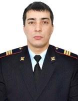 сержант полиции полицейский (водитель)