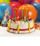 День рождения детского дома